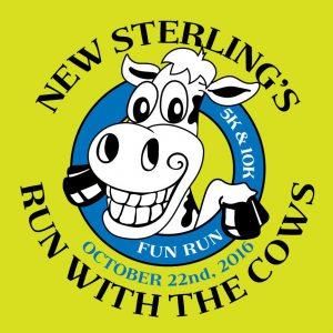 Run with the Cows 5K, 10K & Fun Run @ Stony Point, NC: New Sterling ARP Church | Stony Point | North Carolina | United States