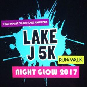 Lake J 5K Glow Run @ Clyde Elementary School | Clyde | North Carolina | United States