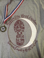 Bryson City Moonlight 5K @ Riverside Park | Bryson City | North Carolina | United States