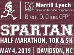 Spartan Half Marathon, 10K & 5K @ Village Green | Davidson | North Carolina | United States