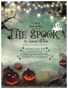 The Spook 5K @ Riverfront Park