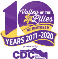 Valley of the Lilies Half Marathon & 5K @ Western Carolina University | Cullowhee | North Carolina | United States
