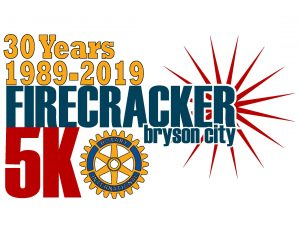 Firecracker 5K @ Riverfront Park | Bryson City | North Carolina | United States